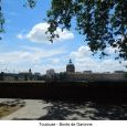 2.Toulouse Les bords de Garonne